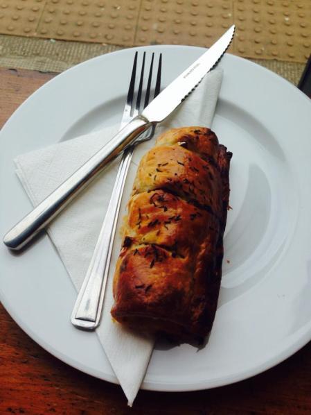 Pork Shoulder Sausage Roll