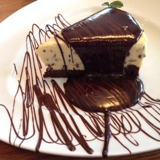 Cheesecake at Patagonia