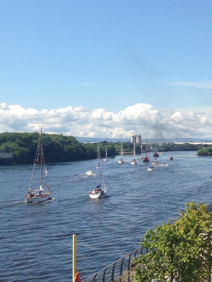 Commonwealth Games Flotilla