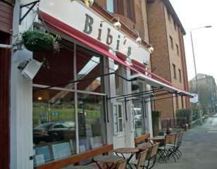 Bibi's Cantina in Glasgow