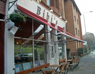 Bibi's Cantina in Glasgow