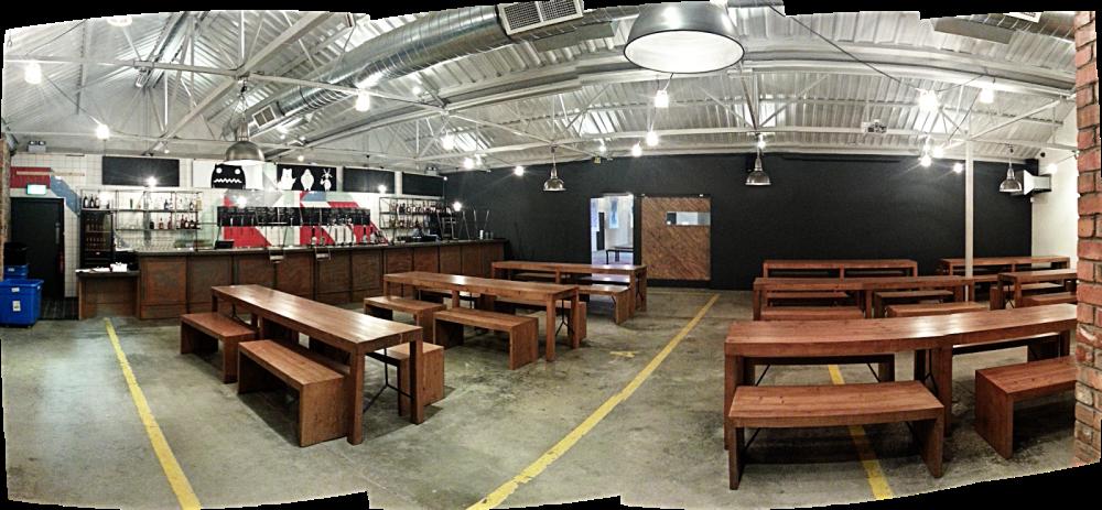 Beer Hall, Drygate