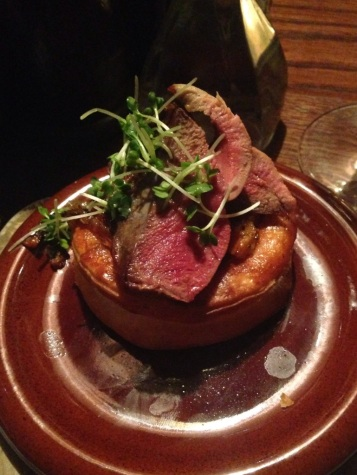Pigeon Pie at the Grosvenor