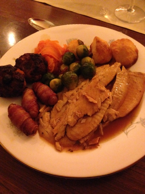 Christmas Dinner - Best Meal of the Year!