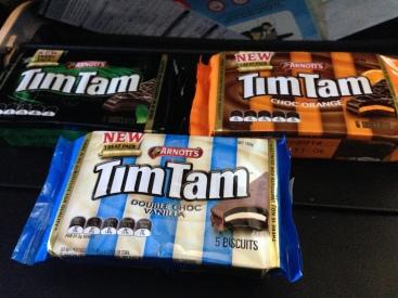 Aussie Tim Tams!