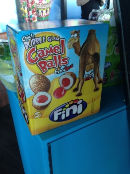 Camel Ball Sweets, New Zealand