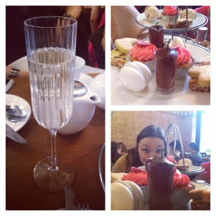 Afternoon Tea at Cup