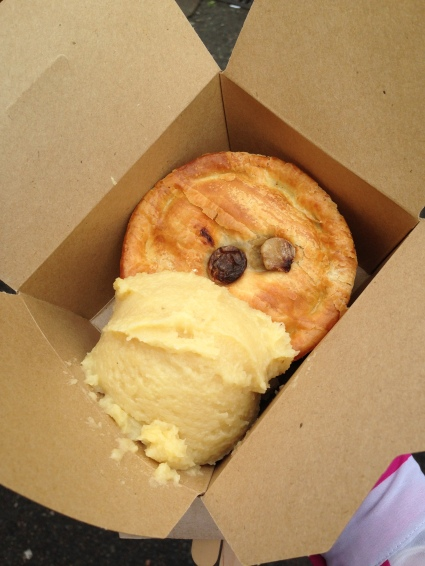 Deerstalker Pie from Pieminister