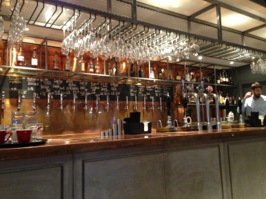 Drygate Brewing Co. Vintage Bar