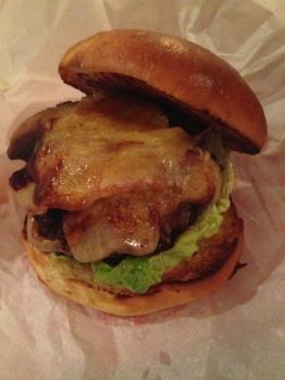 Smokin' Bacon Burger