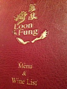 Loon Fung Menu