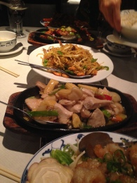 Main Courses at Loon Fung