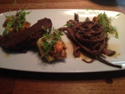 Beef Cheek and Brisket at Meat Bar
