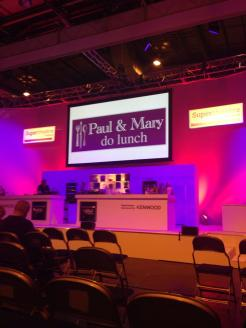Paul and Mary Live