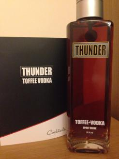 Thunder Toffee Vodka