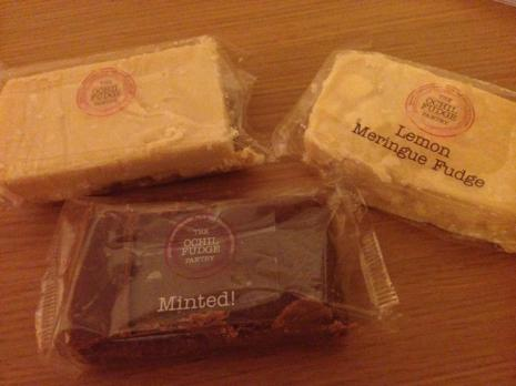 Ochil Fudge