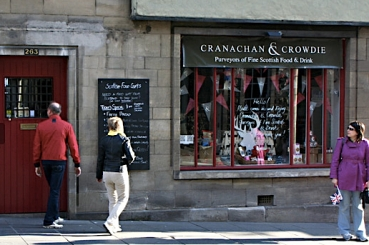 Cranachan and Crowdie