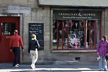 Cranachan and Crowdie