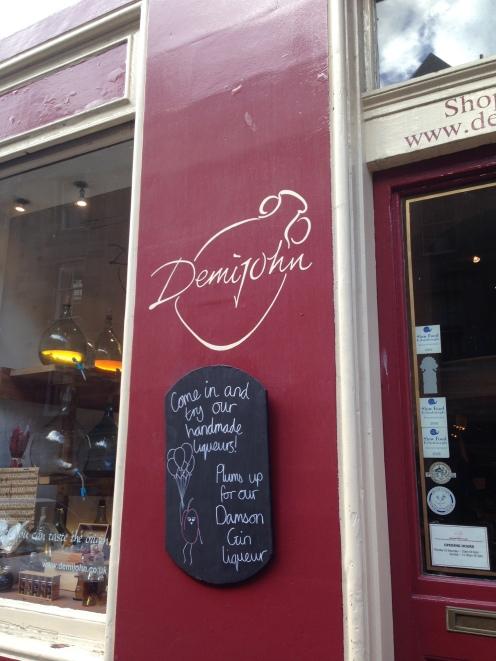 Demijohns Edinburgh