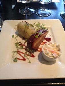 Pork Belly at Calistoga, Edinburgh