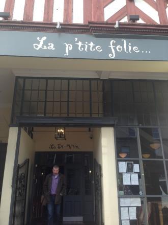 La P'tite Folie