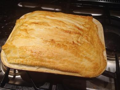 Amy's Venison Pie