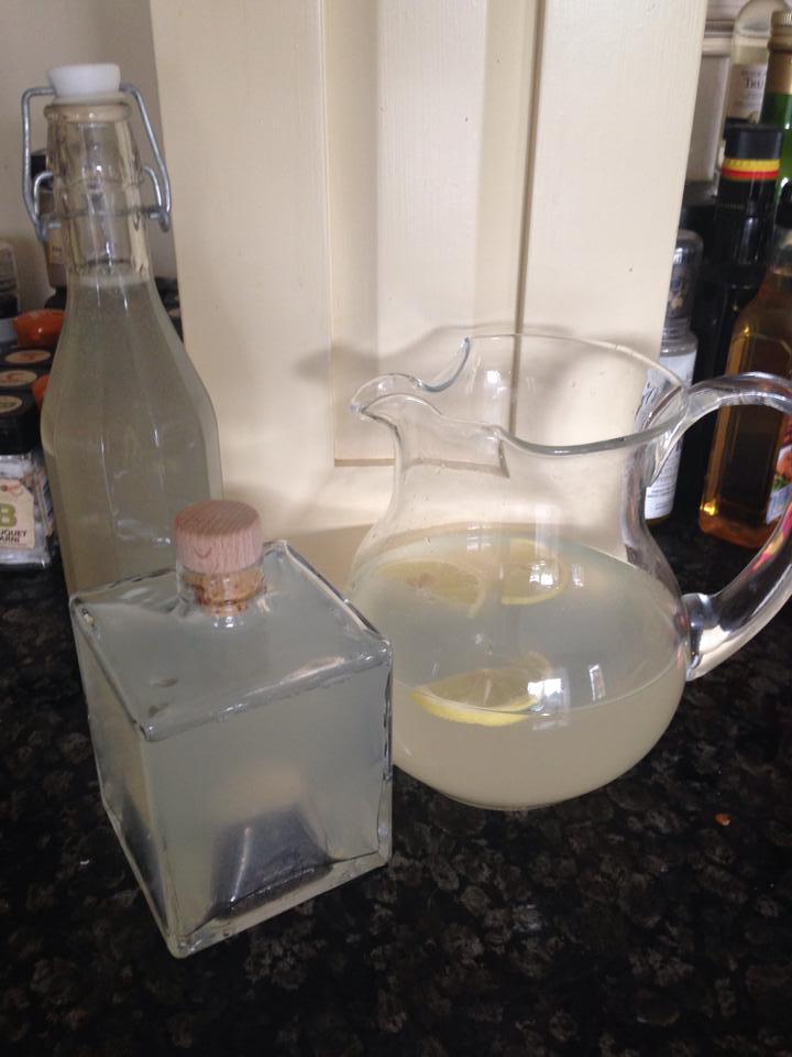 Cloudy Lemonade