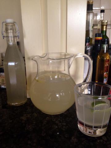 Lots o' Lemonade!