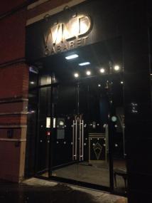 Wild Cabaret Exterior