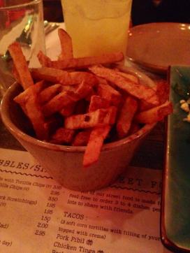 Salt & Chilli Pepper Fries