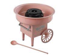 Elgento Candy Floss Cart