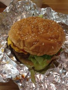 Five Guys Little Burger