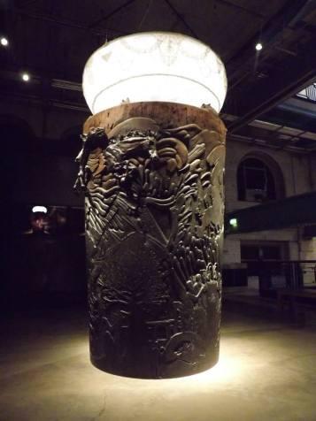Guinness Sculpture