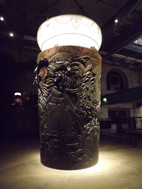 Guinness Sculpture