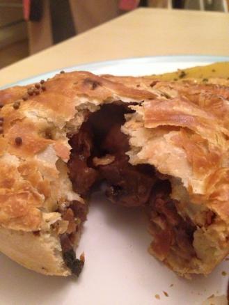 Merry Berry Pie