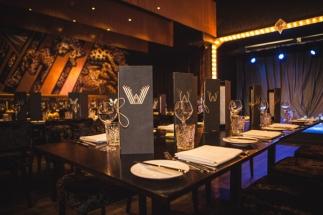 Wild Cabaret Interior