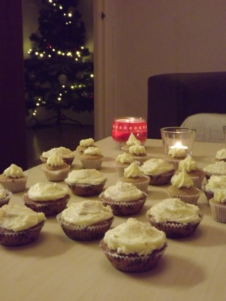 Completed Cupcakes