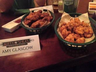 Wings & Popcorn Chicken