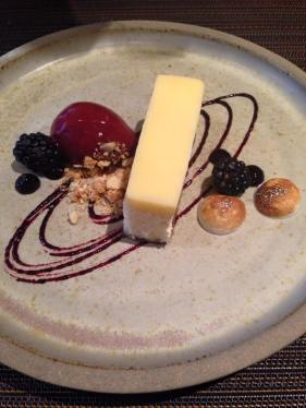 Lemon and Blackberry at Cail Bruich
