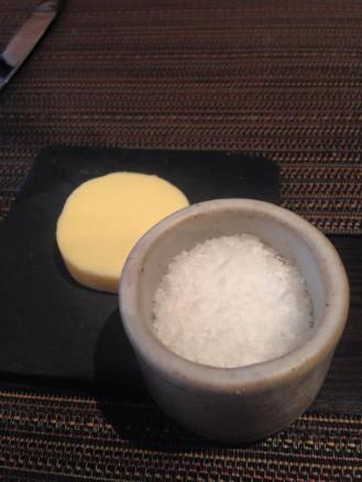 Butter & Rock Salt
