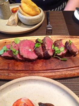 Chateaubriand at Cail Bruich