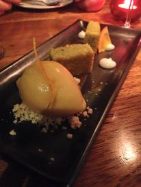 Dessert at the Chip