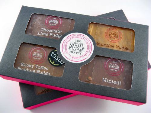 Ochil Fudge Boxes