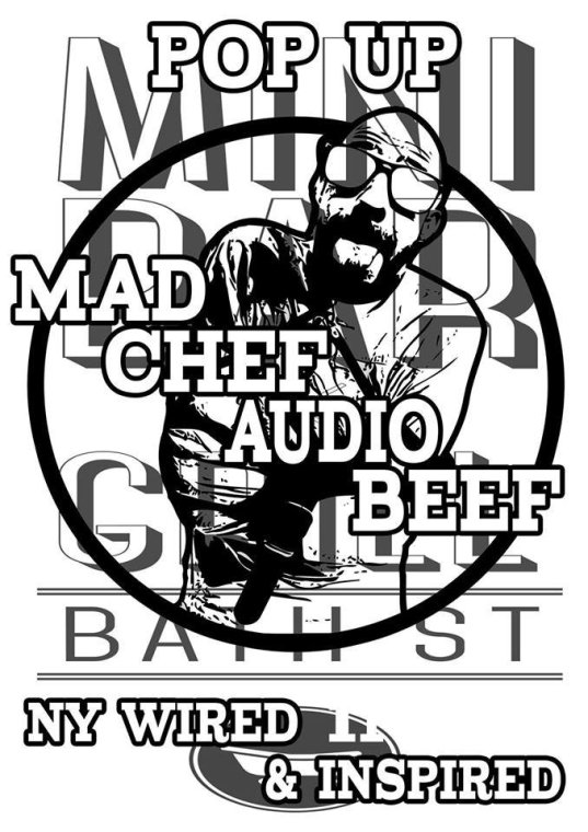 Mad Chef Audio Beef