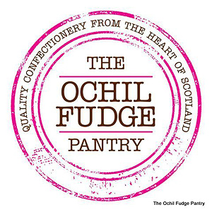 Ochil Fudge Logo