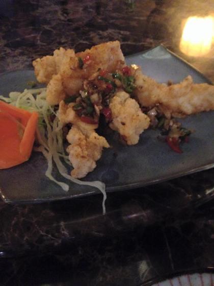 Salt & Chilli Squid