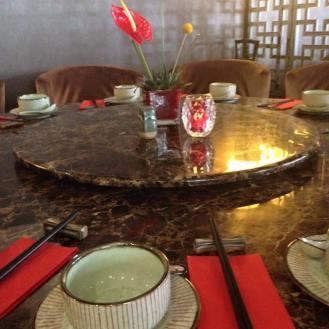 Inside Sichuan House