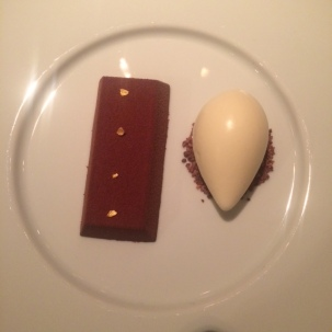 Chocolate Bar at Dinner by Heston