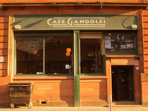 Cafe Gandolfi