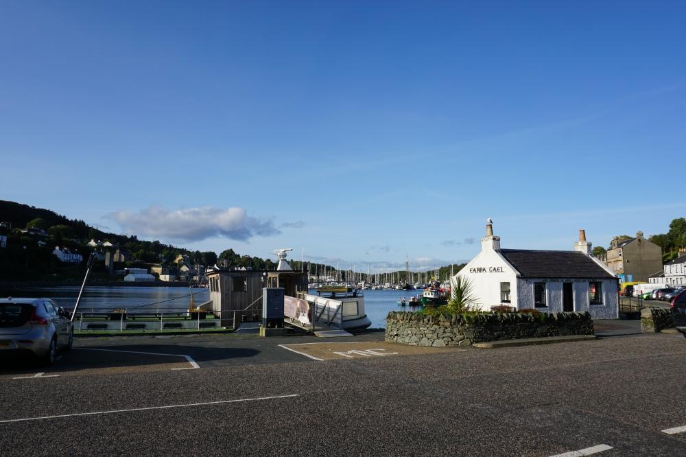 Tarbert Harbour Loch Fyne